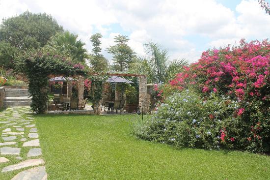 Select Boutique Hotel Restaurant: Garden 1