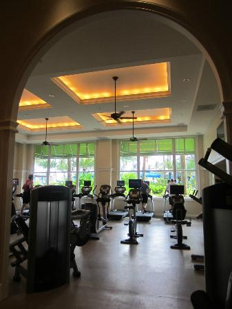 The Ritz-Carlton, San Juan: Fitness Center
