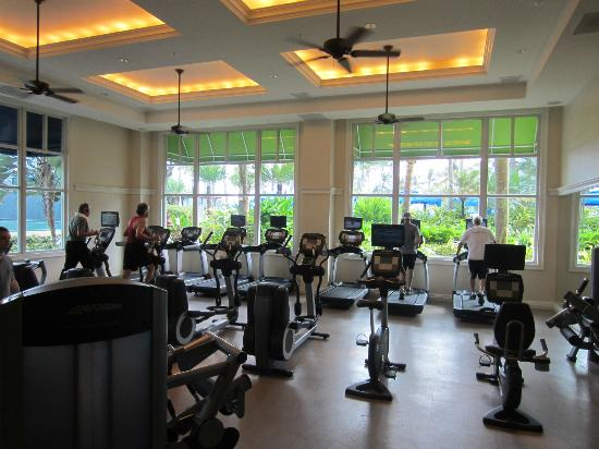 The Ritz-Carlton, San Juan : Fitness Center - Brand New!