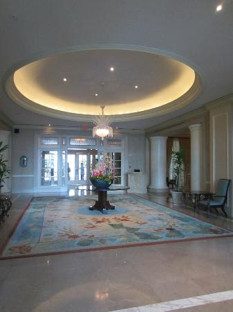 The Ritz-Carlton, San Juan : Hotel Foyer