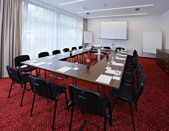 BEST WESTERN Amedia Hamburg: Meeting Room