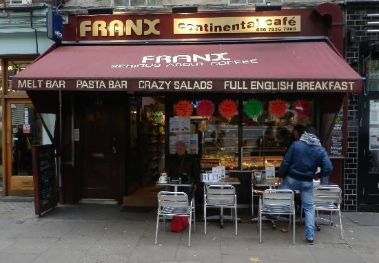 Franx Continental Cafe