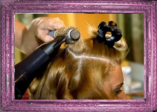 JW Day Spa: Full range of hairdressing services