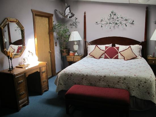 Country Sunshine Bed and Breakfast: unser ruhiges zimmer 