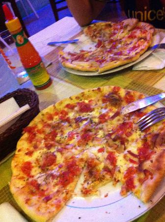 Solo : pizzas a 90 vnd