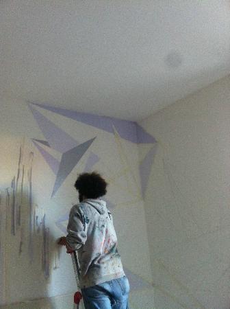 "Al Sei Rooms : artista ""Vine"""