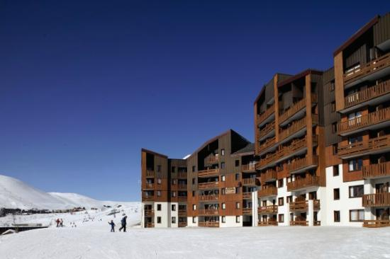 Hell Hole Review Of Residence Les Bergers L Alpe D Huez France