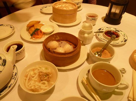 Mr So: Dim Sum lunch