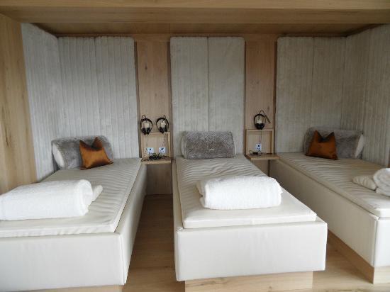 Baerenhotel: sala relax 