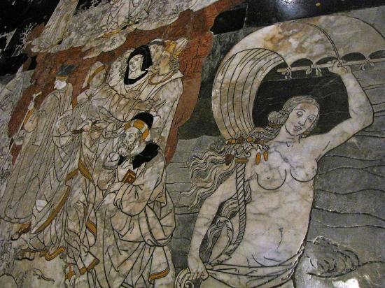 Cattedrale di Siena: pavimento