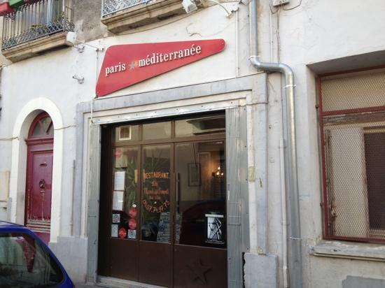 Paris Mediterranee: petit resto modeste, mais une véritable perle