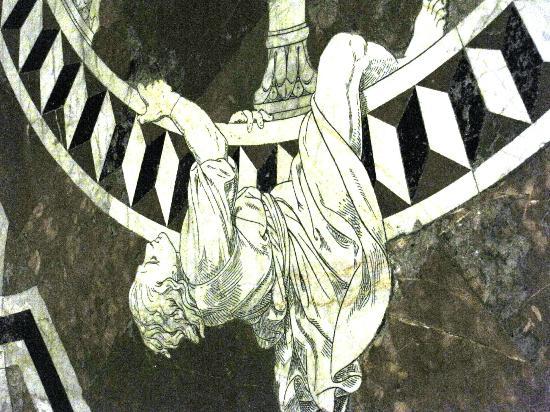 Cattedrale di Siena: particolare del pavimento
