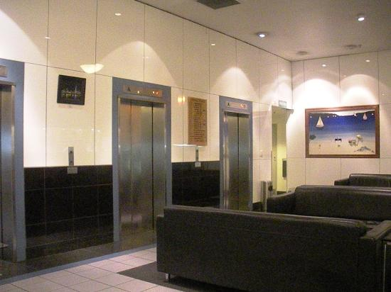 Best Western President Hotel Auckland: The Lobby