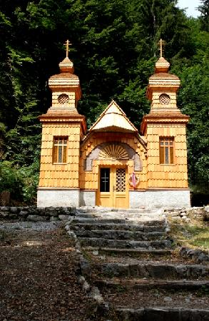The Russian chapel