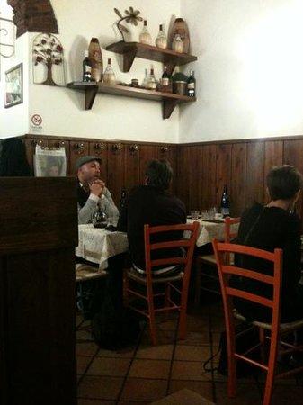 Osteria Cocotrippone: pochi tavoli