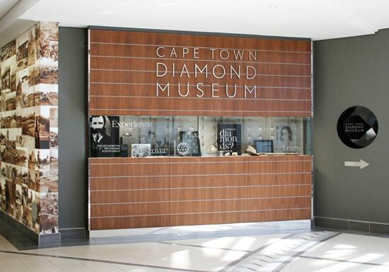 Photo of Tourist Attraction Cape Town Diamond Museum at Level 1 The Clock Tower, Cape Town Central 8001, South Africa