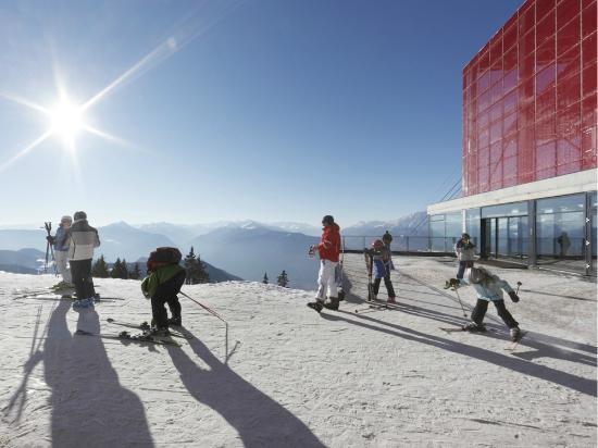 Wander-und Skigebiet Meran 2000