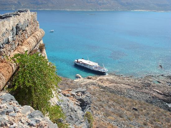 Cretan Daily Cruises : boat trip