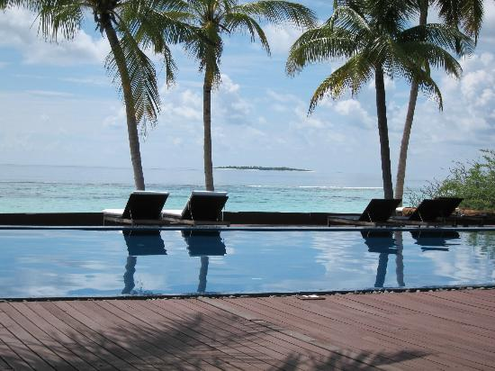 Kuda Funafaru Resort and Spa : Strand