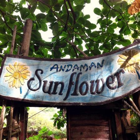 ‪‪The Andaman Sunflower Resort & Spa‬: sun