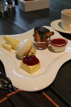 Rest Detail Hotel Hua Hin: Afternoon Tea (Complimentary)
