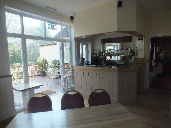 Mount Stuart Hotel: Bar