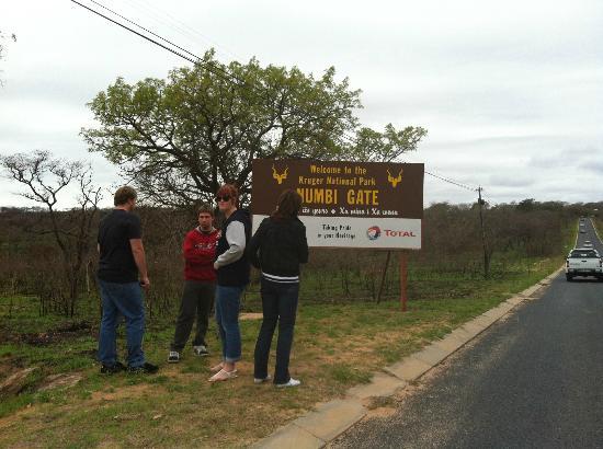 aha Greenway Woods Resort: Numbi Gate @ Kruger National Park