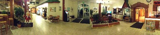 BEST WESTERN Hotel Seaport : Seaport inifrån