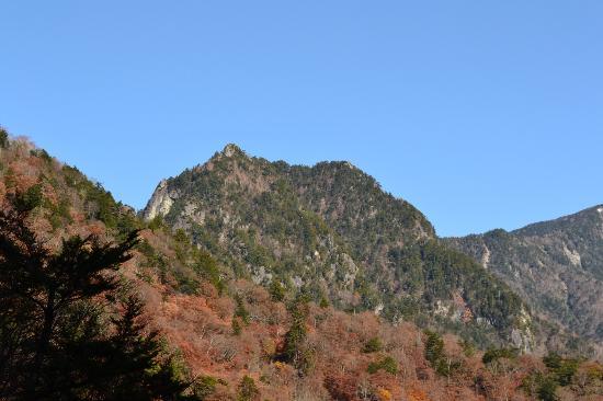 Yamanashi, Japan: 鶏冠山