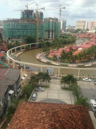 The Majestic Malacca: View