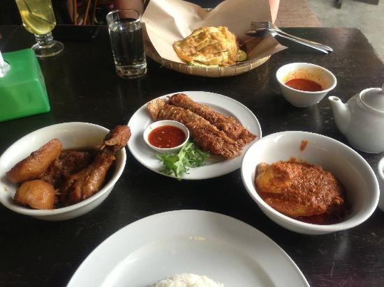 The Majestic Malacca: Ta Chi food
