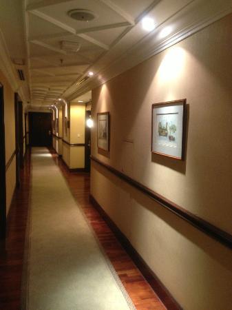 มาเจสติก มะละกา: Corridor
