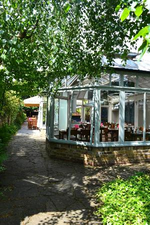 The Victoria: Conservatory