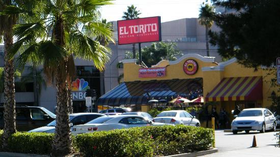 El Torito Mexican Restaurant: exterior