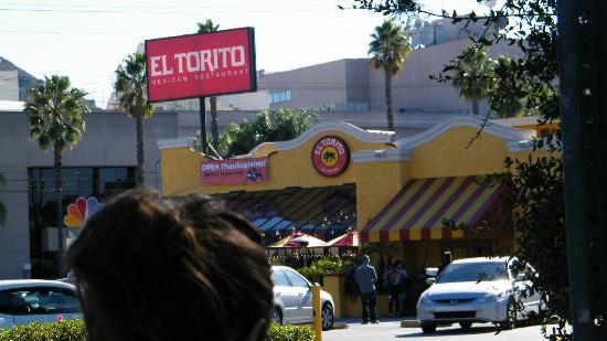 El Torito Mexican Restaurant : exterior