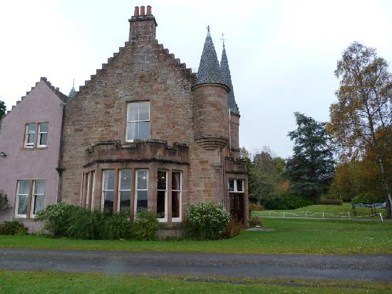 Bunchrew House Hotel: morning after
