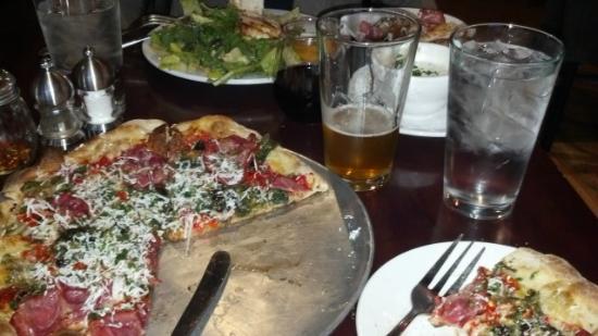 Farina : Special pizza, November 10, 2012