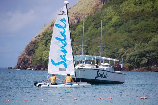 Sandals Grande St. Lucian Spa & Beach Resort 사진
