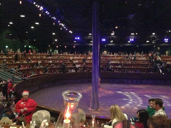 Arena Picture Of Dixie Stampede Dinner Amp Show Pigeon