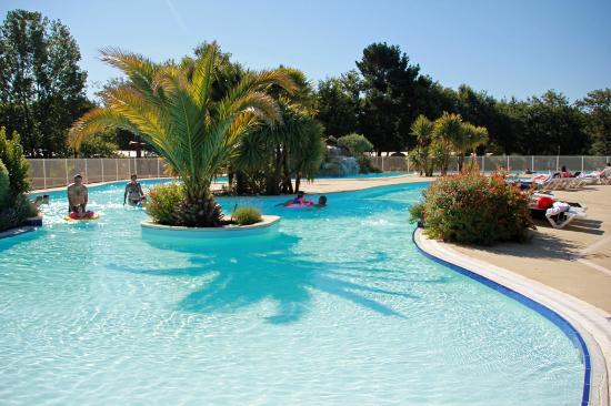La Grande Métairie : Espace Aquatique 4 piscines (dont 1 intérieure)