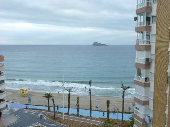 Hotel RH Corona del Mar : View from room 603