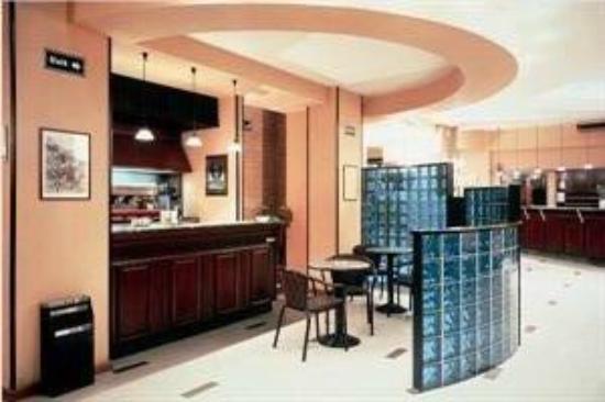 Hotel Antonelli: HALL