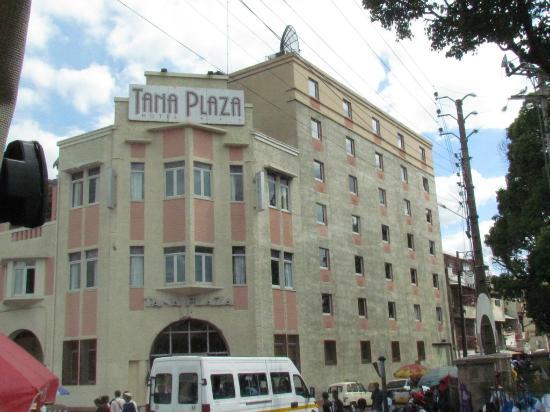 Hotel Tana Plazza