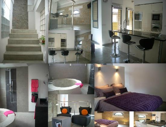 Le 45 BB : Brand new Self catering appartment
