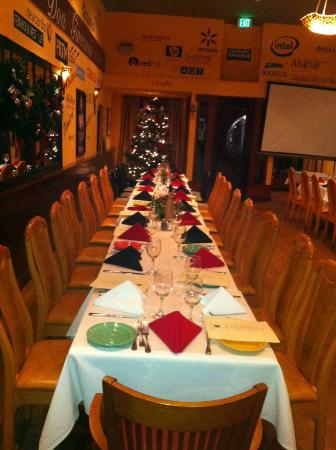 Ristorante Don Giovanni: Christmas Dinner