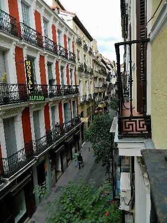 Hotel Residencia Lisboa: Vista desde la habitación