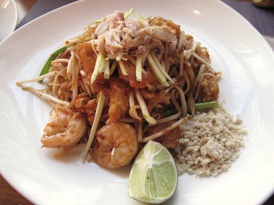 Busaba Eathai: Sen chan pad Thai