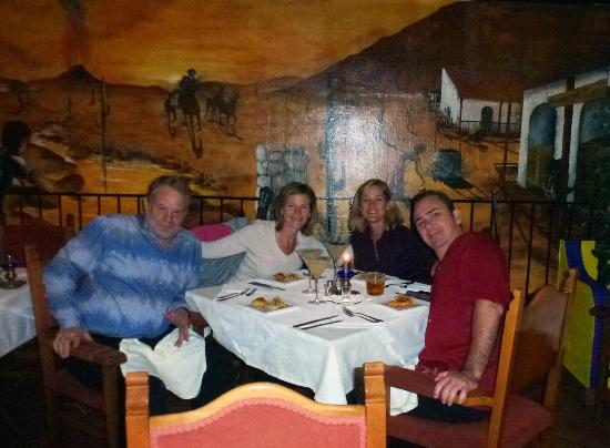 Pancho Villa: Decor and ambiance are good