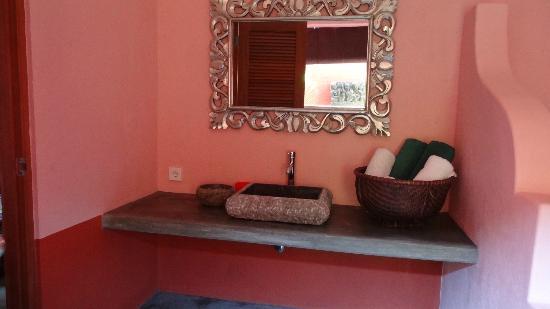 PinkCoco Bali: Salle de bains