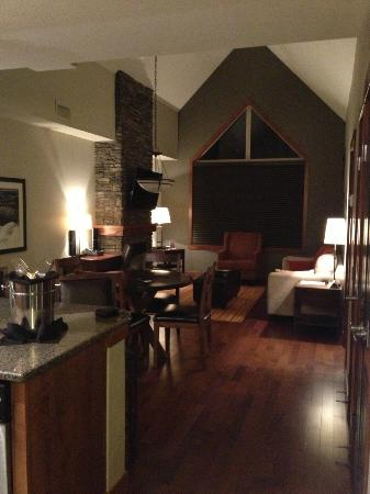 StoneRidge Mountain Resort: Living Room